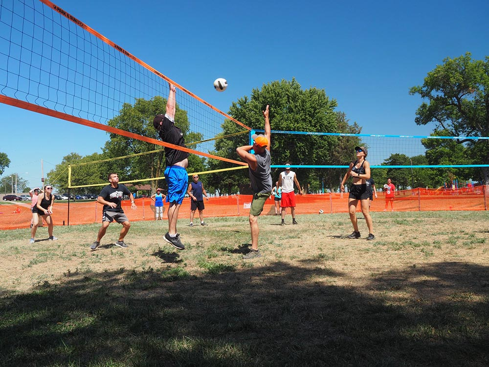 End of Summer Sep 19 Phoenix AZ Tri-Ball tournament