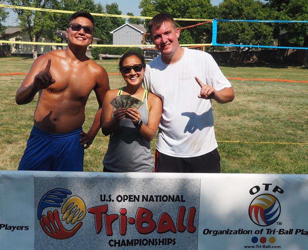 Saturday June 19th Eastern Tri-Ball Regionals tournament