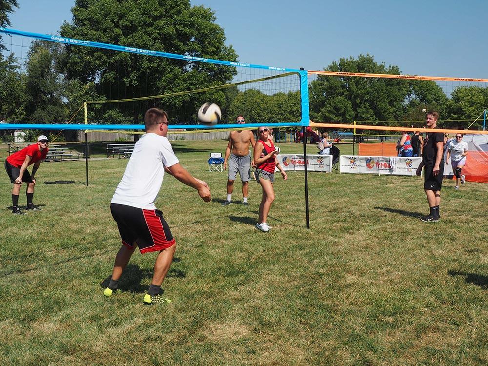 Saturday July 17th Mechanicsburg PA Tri-Ball tournament