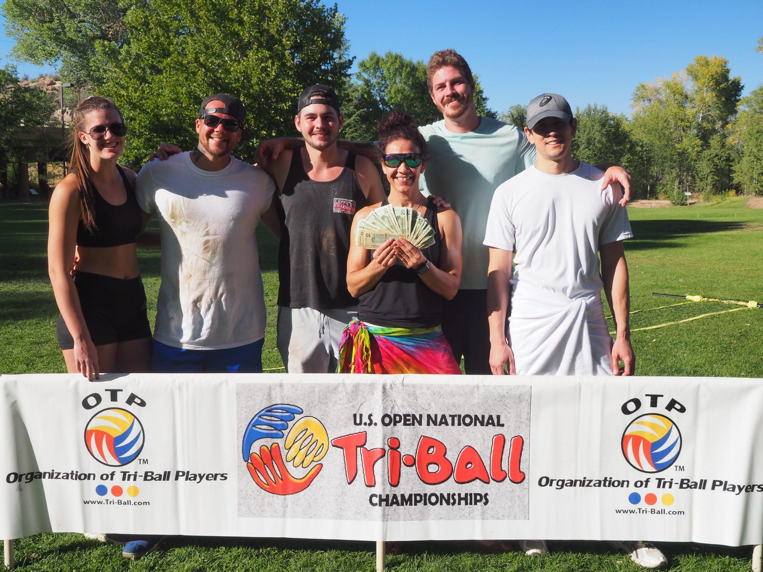 Sun June 13 Midwest Tri-Ball Regionals tournament