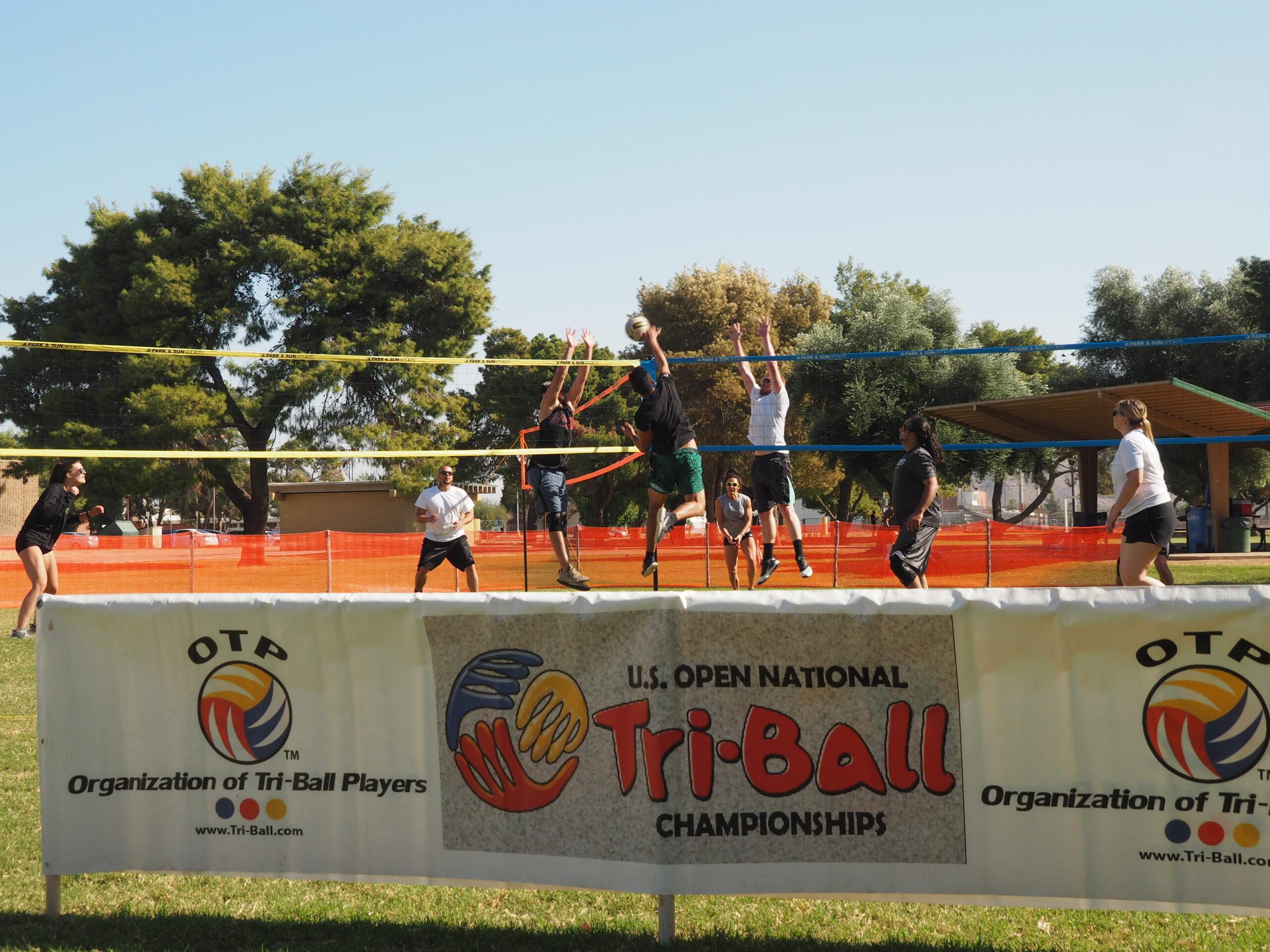 US Open Tri-Ball National Championships Nov 6-7